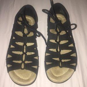 Earth spirts gel cushion sandals